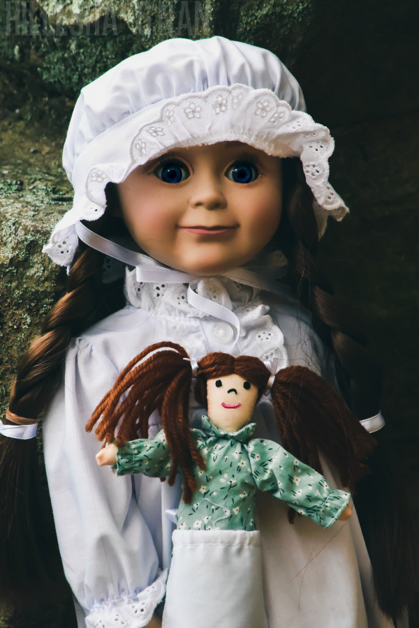 The Queen's Treasures Little House on the Prairie Doll Review