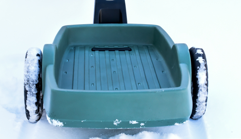 Simplay3 Easy Haul Flat Bed Cart 2