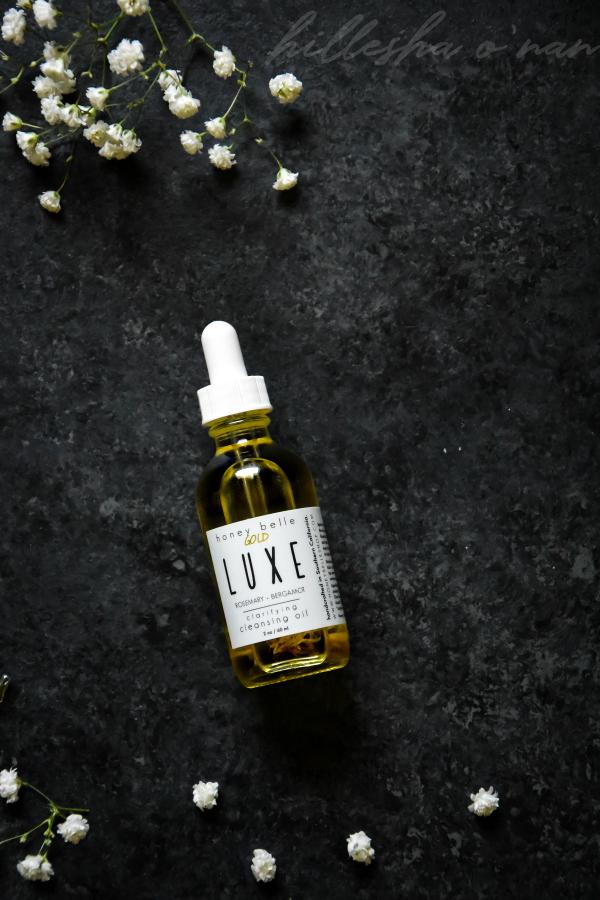 Honey Belle Luxe Clarifying Cleansing Oil