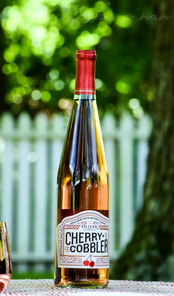Cherry Cobbler Dessert Wine Review