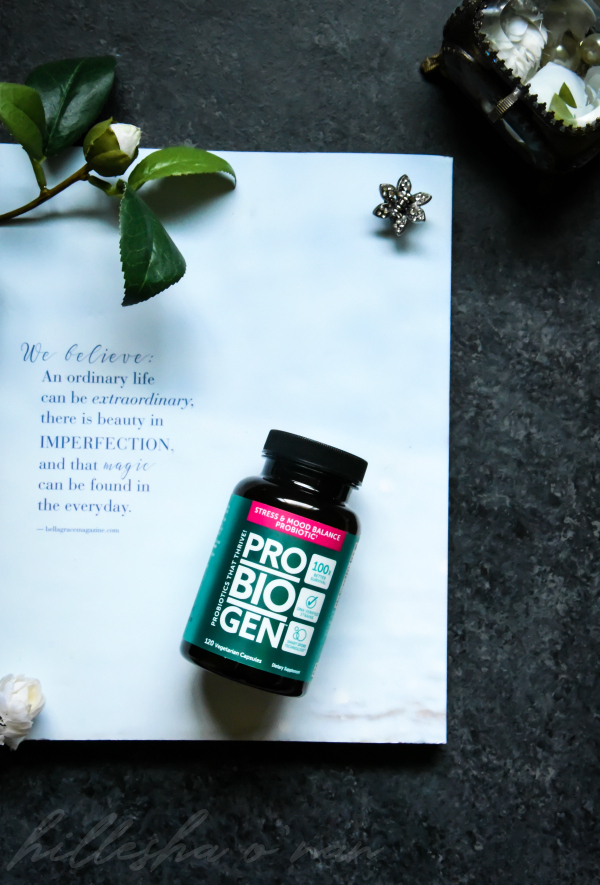 PROBIOGEN Stress and Mood Balance Probiotic
