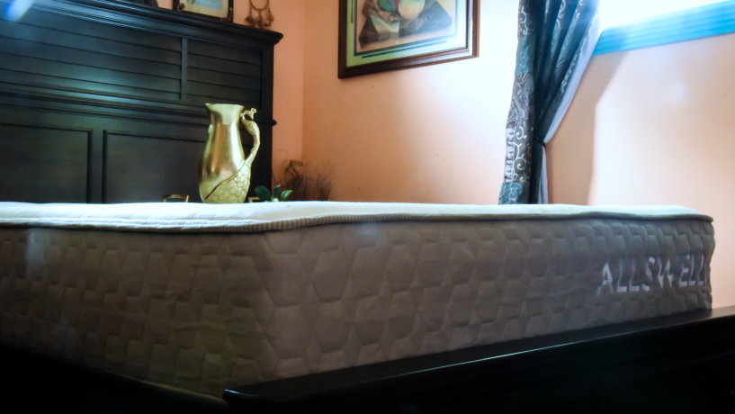 All's Well When Sleeping on an Allswell Luxe Classic Mattress Review