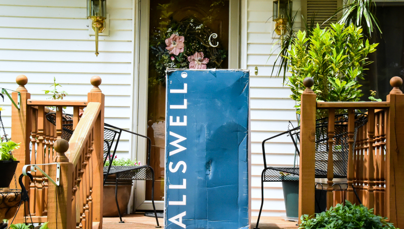 Allswell Luxe Classic Mattress in Box