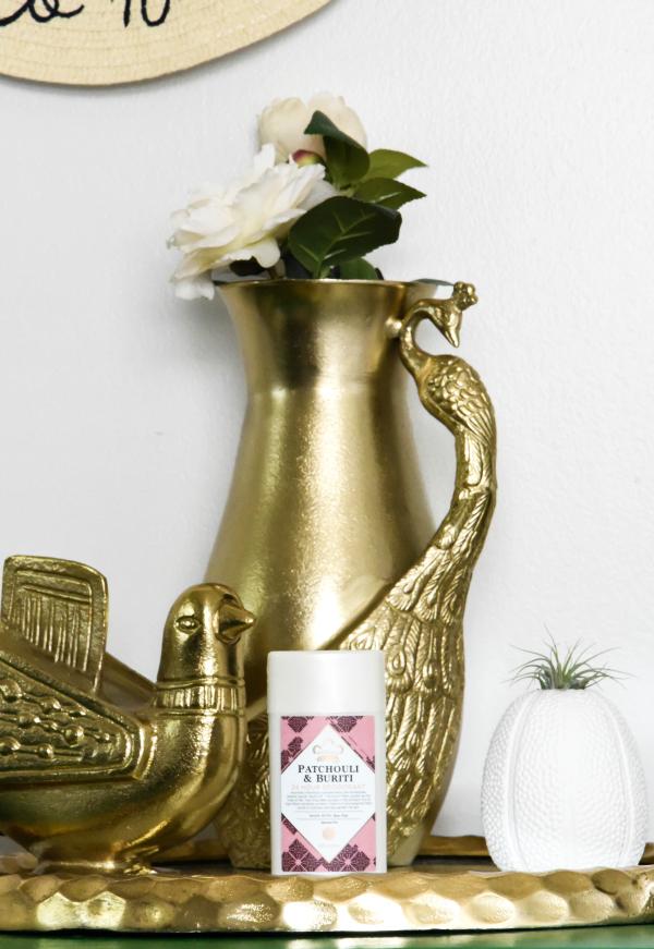 Nubian Heritage 24-Hour Aluminum-Free Deodorant in Patchouli and Buriti Review