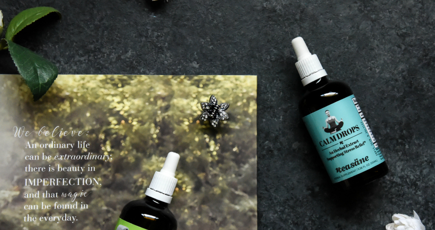 Teasane Herbal Extracts Calm Drops Review