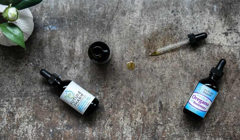 Review of Future Pharm Wild Oil of Oregano with Rosemary