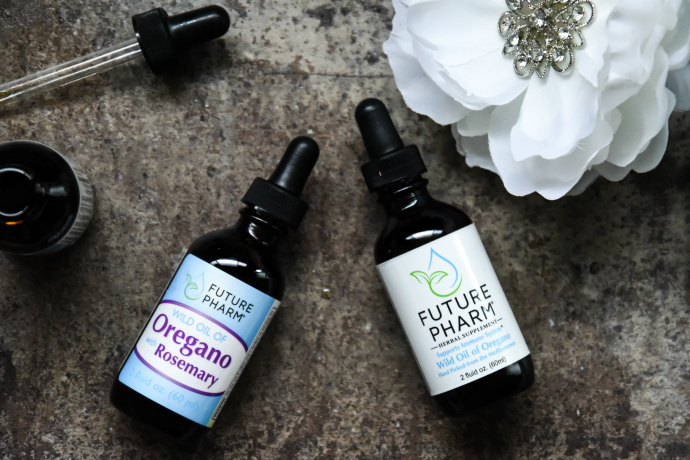 Future Pharm Wild Oil of Oregano with Rosemary Review