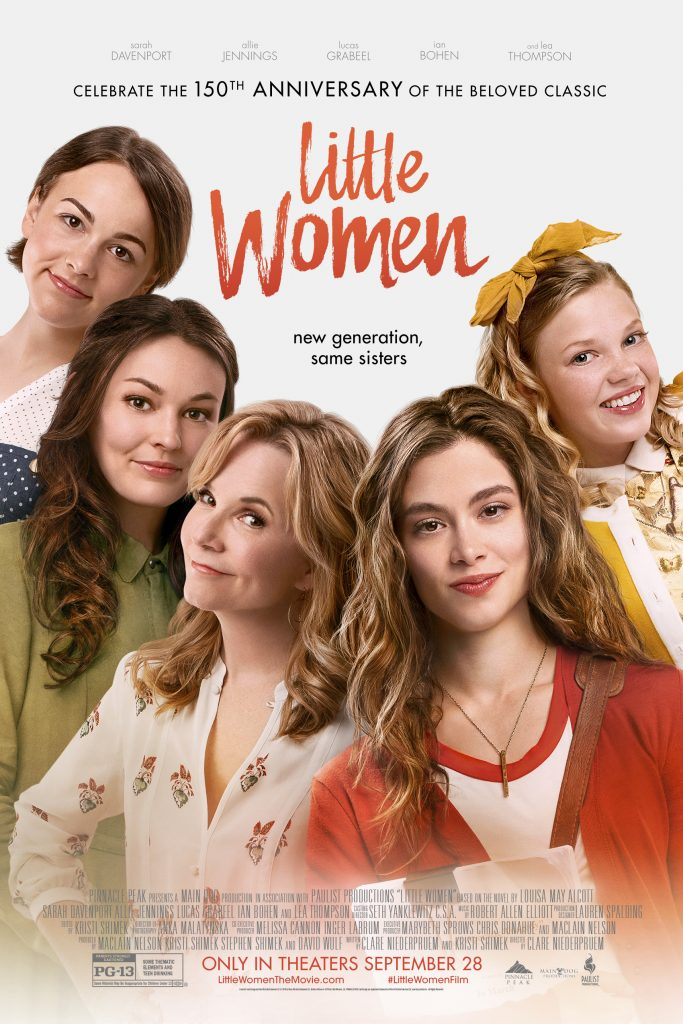 Little Women - A Modern Retelling Movie Review