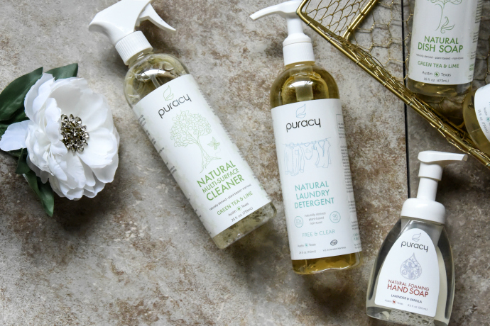 Puracy Home Care Cleaning Set Review