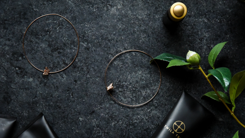 RivalGlam Evelyn Signature Gold Hoop Earrings Review