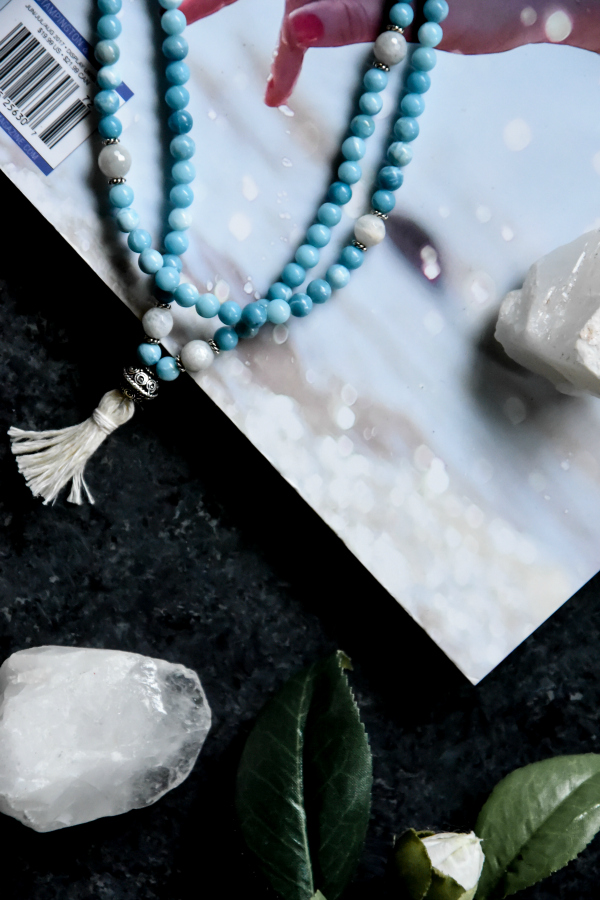 Larimar and Moonstone Full Mala Review