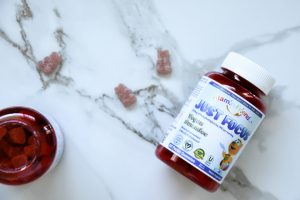 Vitamin Friends Just Focus Vegan Gummies