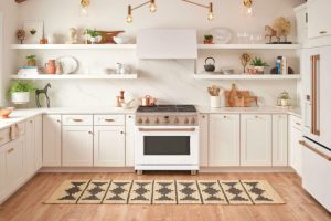 Have a Chic and Sleek Kitchen with the Café Matte Collection by GE