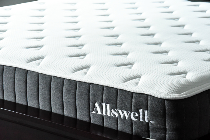 The Allswell Hybrid Mattress