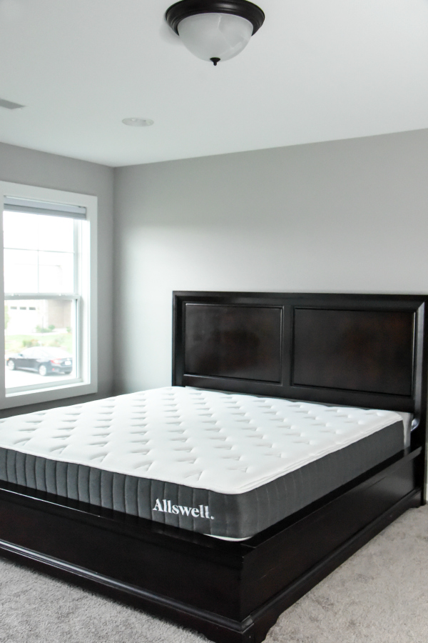 The Allswell Hybrid Mattress Review