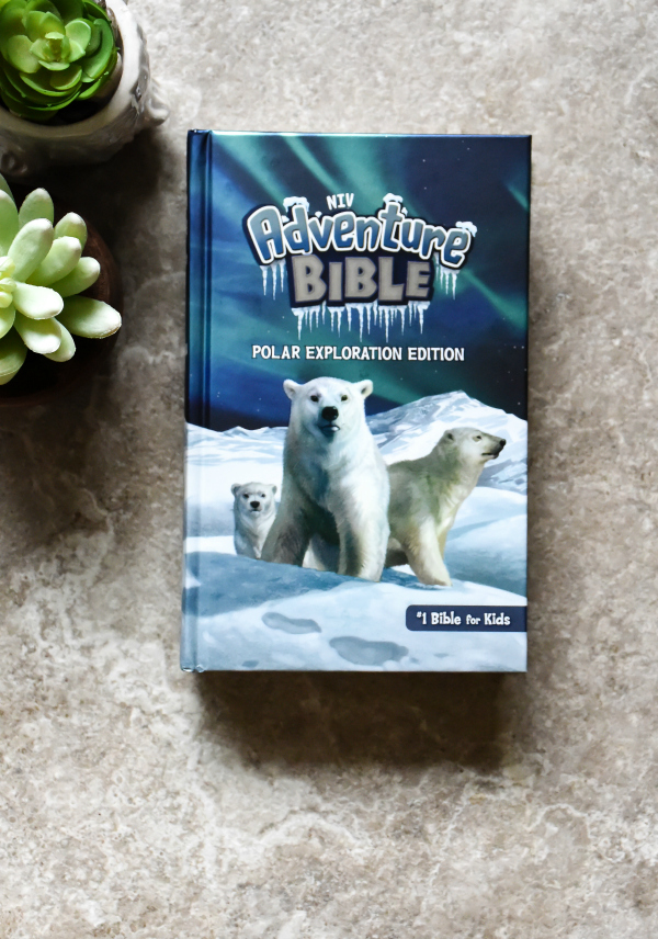 NIV Adventure Bible Polar Exploration Review
