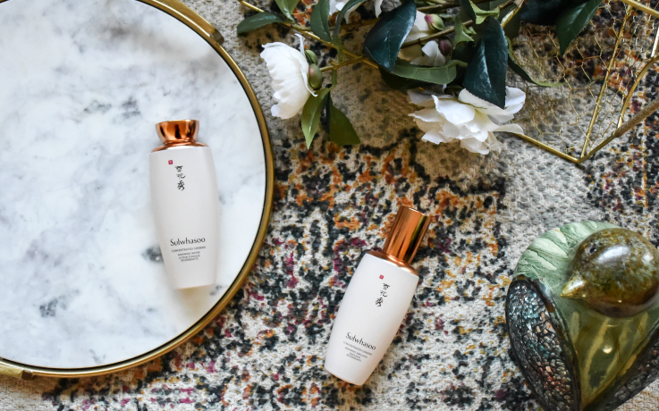 Sulwhasoo Ginger Skincare Line Review
