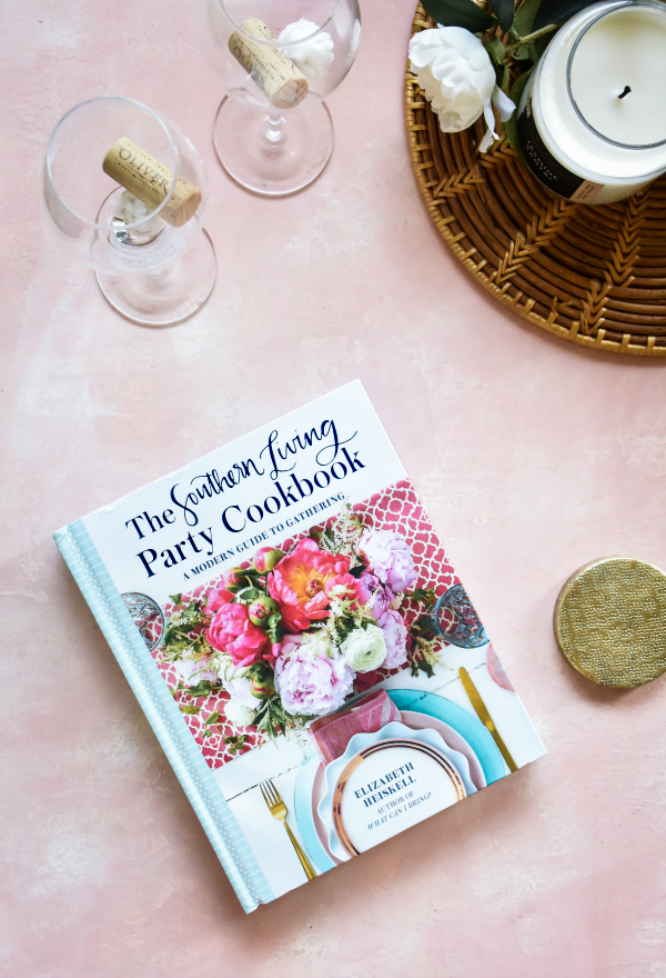 The Southern Living Party Cookbook Review