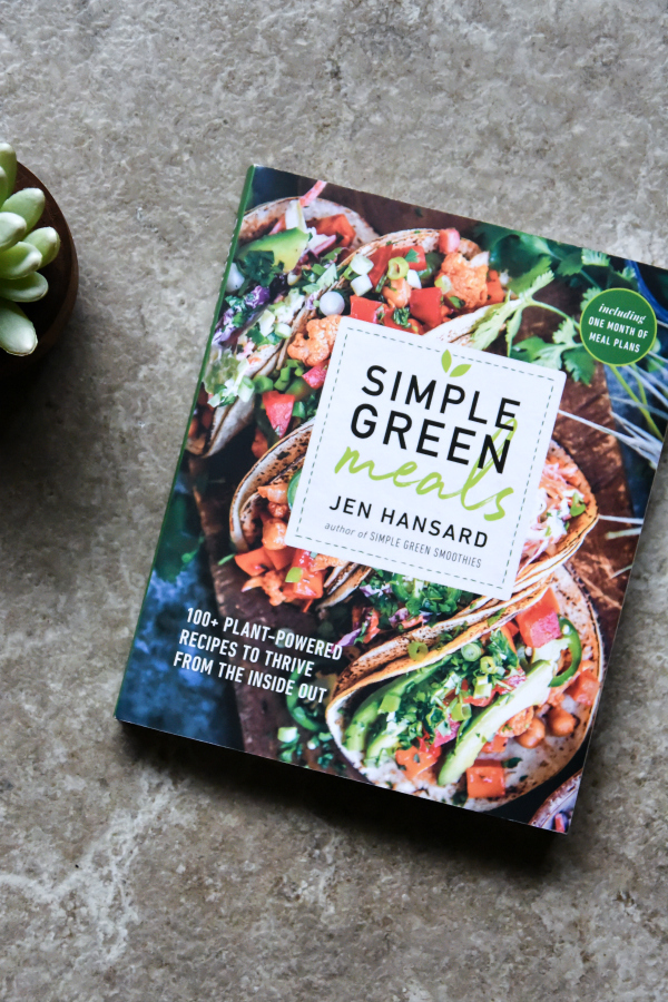 Simple Green Meals by Jen Hansard Review