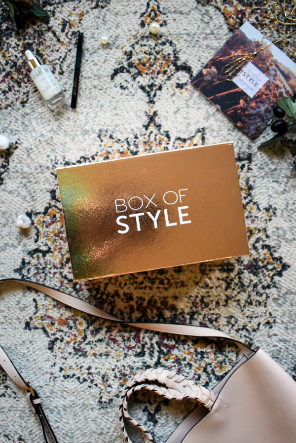 The Zoe Report Box of Style for Winter 2018 Review