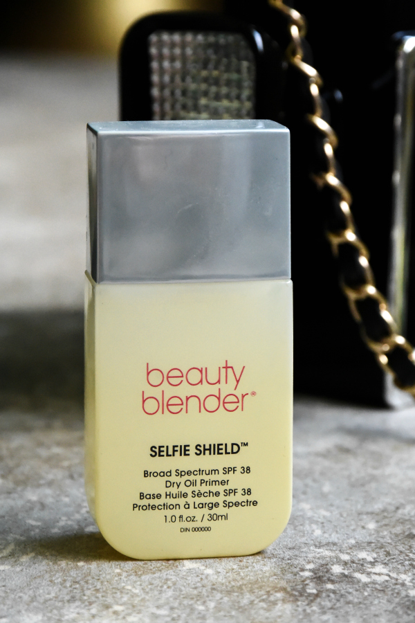 Beautyblender Selfie Shield Broad Spectrum SPF 38 Dry Oil Primer Review