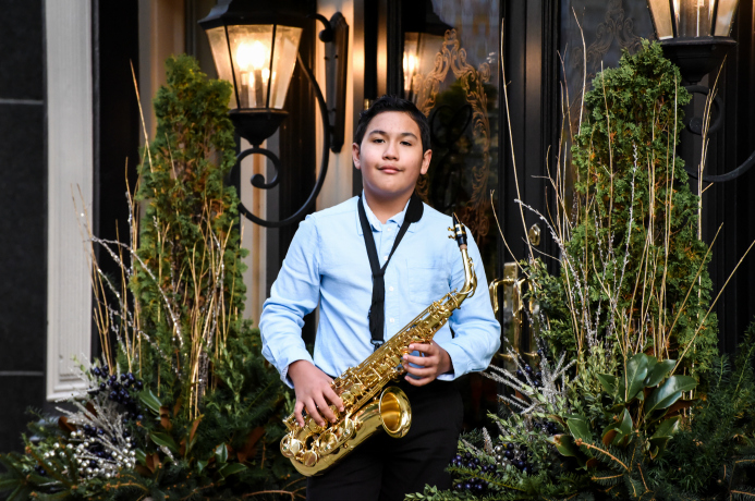Jean Baptiste JB290 Student Alto Saxophone Outfit  Review