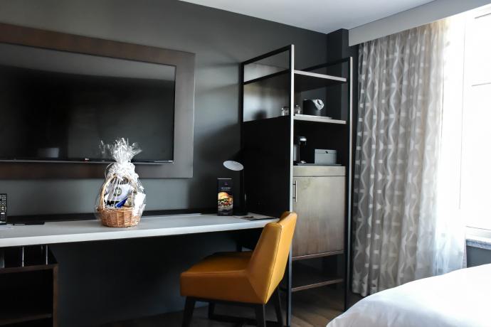 Morgantown Marriott Review