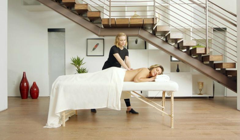 Book an On Demand Soothe Massage