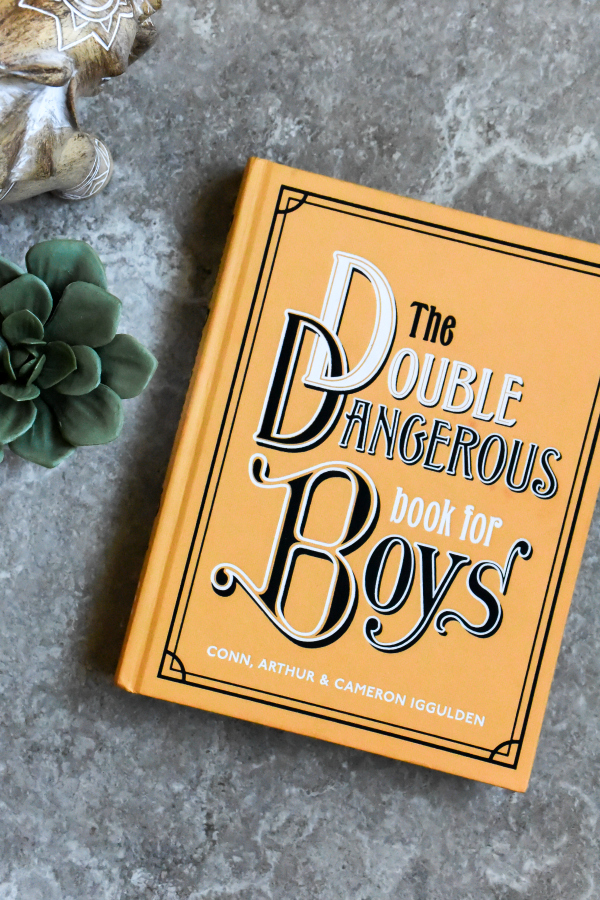 The Double Dangerous Book for Boys by Conn Iggulden Review