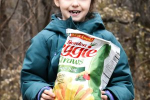 Sensible Portions Garden Veggie Straws Sea Salt Review