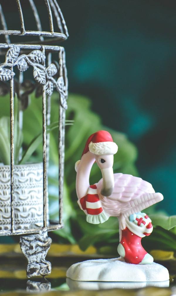Precious Moments Flamingo Figurine Review