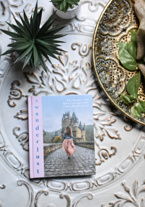 Wanderlust by Sabina Trojanova Book Review